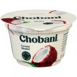 Coconut Greek Yoghurt 5.3 OZ - Chobani