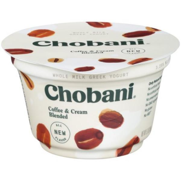 Coffee Greek Yoghurt 5.3OZ - Chobani