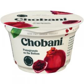 Pomegranate Greek Yoghurt 5.3 OZ - Chobani