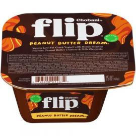 Peanut Butter Dream Greek Yoghurt Flips 5.3 OZ - Chobani