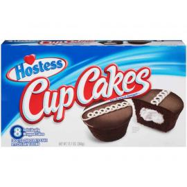 Hostess Cup Cakes Chocolate Pack 12.7OZ