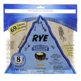 Mountain Bread Rye Wraps Pack 200g