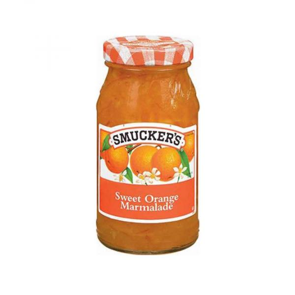 Smuckers Marmalade Orange GlsCon 12OZ