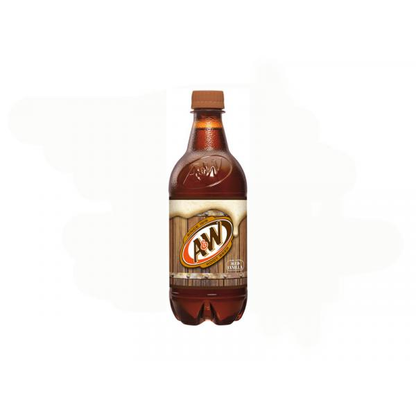 A \ W Root Beer GlsCon 20OZ