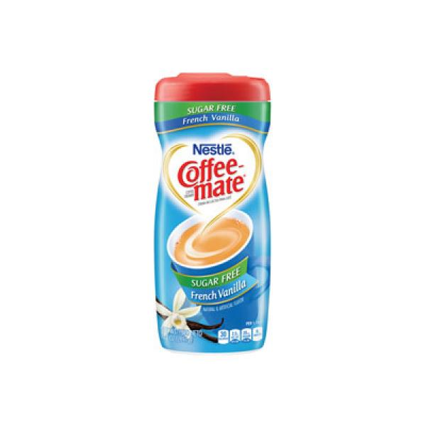 Coffeemate SF French Vanilla PlsCnt 10.2OZ