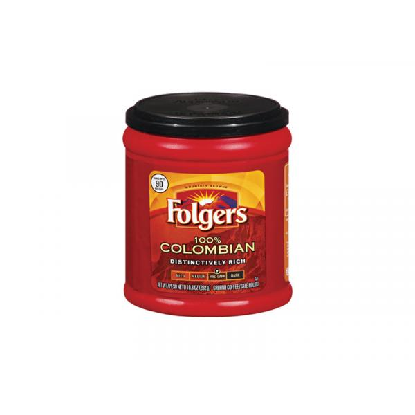 Folgers Coffee Colombian Supreme PlsCnt 10.3OZ