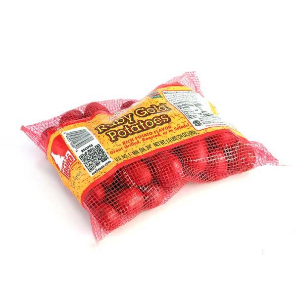 USA Potato Melissas Ruby Gold Creamer Pack 680g