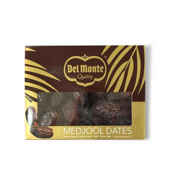 Delmonte Jordan Madjoul Dates Pack 500g