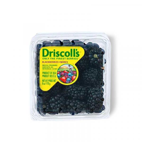 Driscoll's Blackberries Pack 170 Gm
