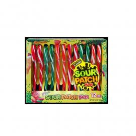 Sour Patch Kids Canes 3 Flavor Assortment 5.3oz (12ct)