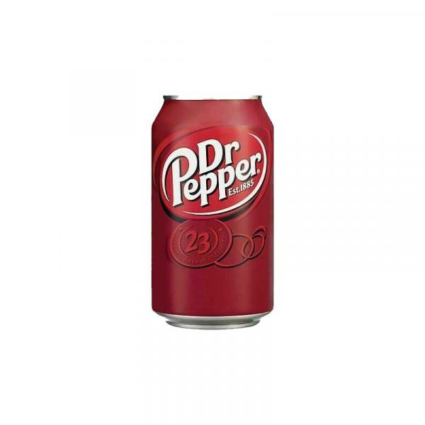 Dr. Pepper Can 12OZ