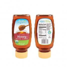 Clearly Organic Honey PlsCnt 16OZ