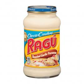 Ragu Cheese Creation Garlic Parm GlsCon 16OZ