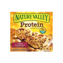 Nature Valley GB Chewy Prtn Salted Crml *6 Crtn 7.1OZ