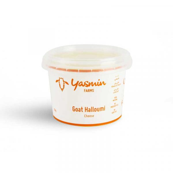 Goat Halloumi Cheese 250g - Yasmin Farms