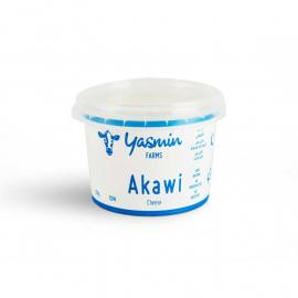 Cow Akawi Cheese 250g - Yasmin Farms