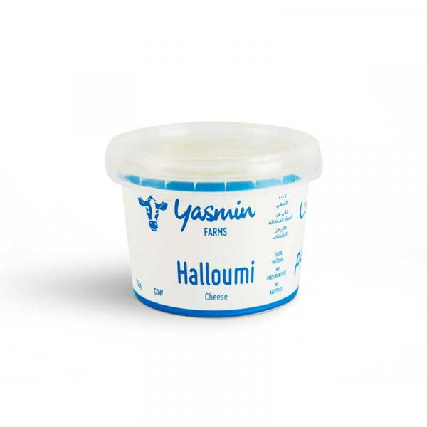 Cow Halloumi Cheese 250g - Yasmin Farms