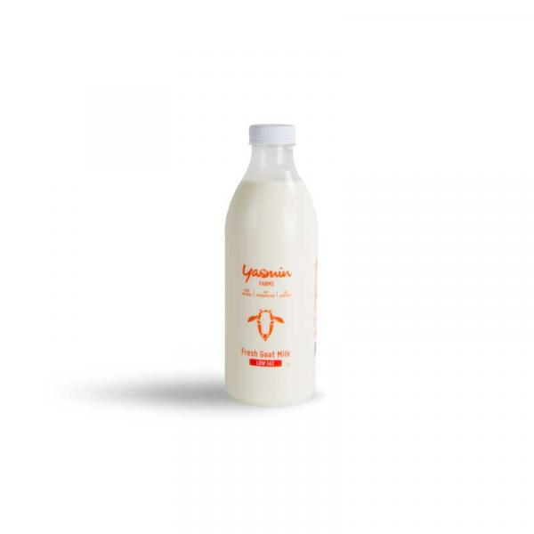 Goat Milk Low Fat 1L - Yasmin farms
