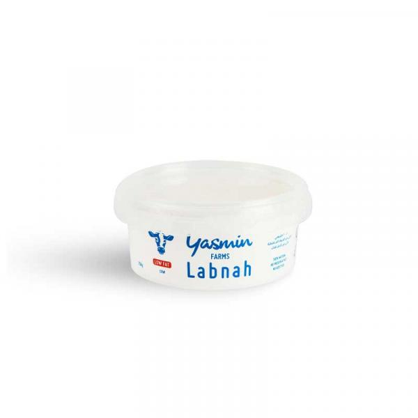 Cow Soft Labnah Low Fat 250g - Yasmin Farms