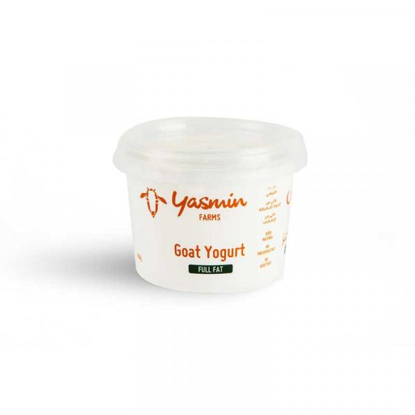 Goat Yoghurt Full Fat 500g - Yasmin Farms