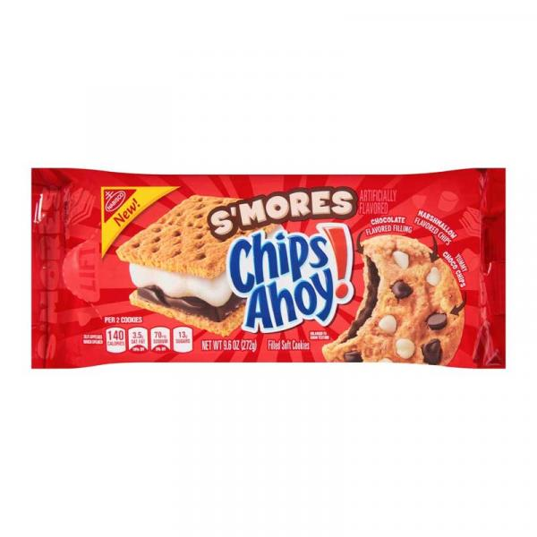 Nabisco Chips Ahoy Smore Pack 9.6OZ