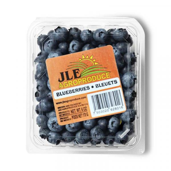 Blueberry Mexico 170g