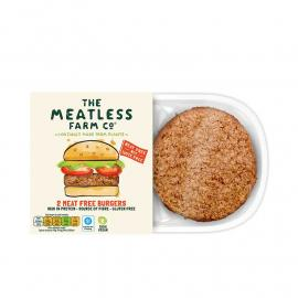 Meatless Farm Meat Free Burgers 2PCs Packet 227g