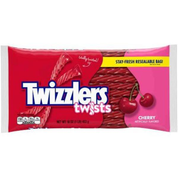 Twizzlers Cherry Bag 16OZ