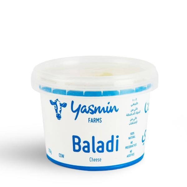 Cow Baladi Cheese 250g