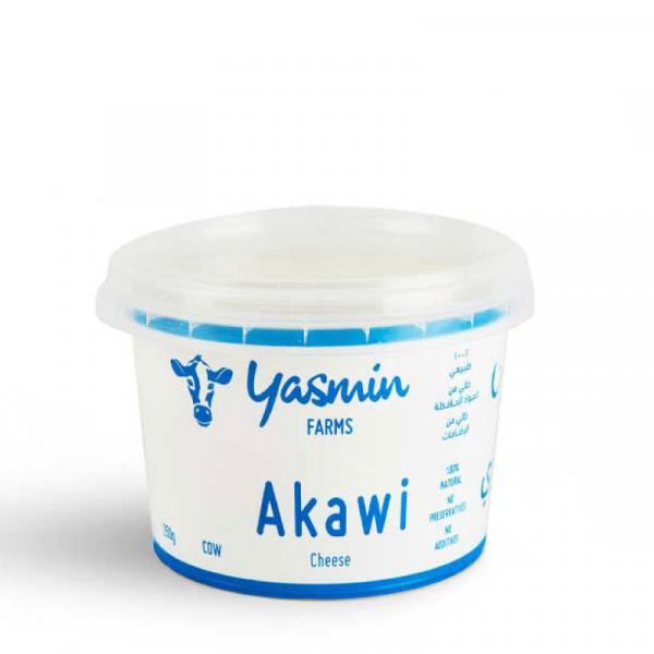 Cow Akawi Cheese 250g