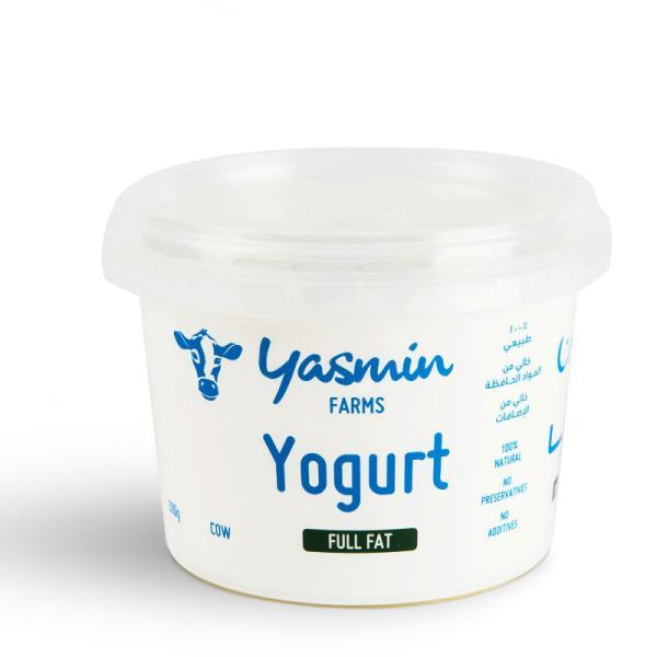 Cow Yoghurt Full Fat 500g