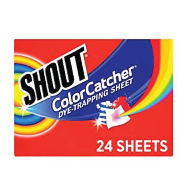 Shout Color Catcher Box 24CT