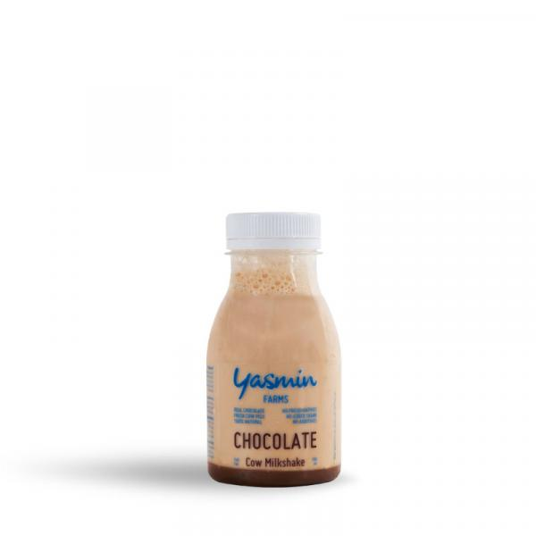 Cow Chocolate Flavored Milk Full Fat 180ml