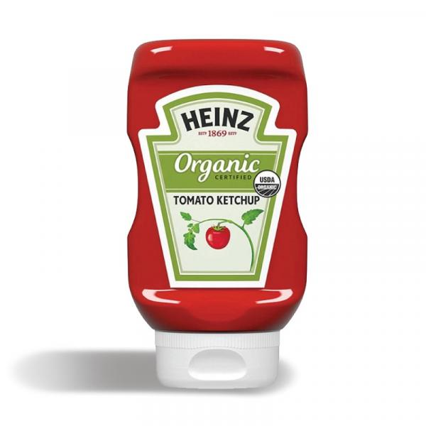 Heinz Organic Ketchup PlsCnt 14OZ