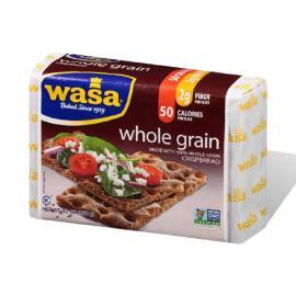 Wasa Crispbread Whole Grain Box 9.2OZ
