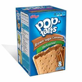 Kelloggs Pop Tarts Brown Sugar Cinn Box8X13.5OZ