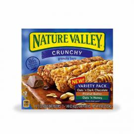 Nature Valley GB Crunchy Variety *AFR Crtn 8.94OZ