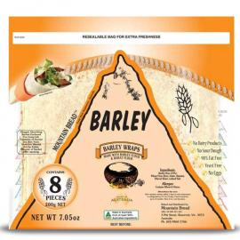 Barley Wraps Pack 200g