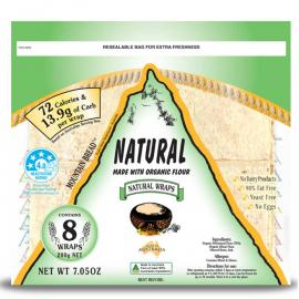 Natural Wraps Pack 200g