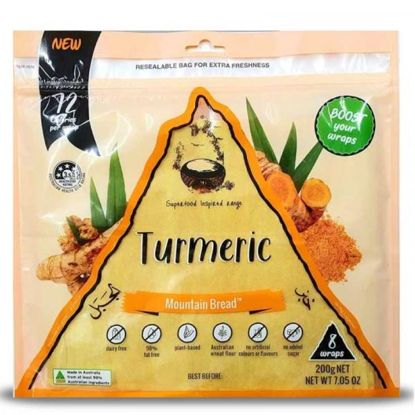 Turmeric Wraps 200g