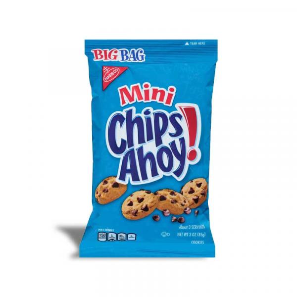 Nabisco Chips Ahoy Mini Big Bag 3 OZ
