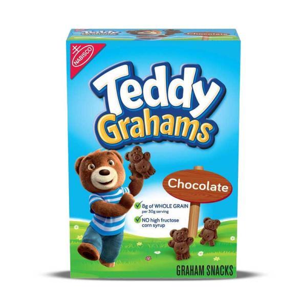 Nabisco Teddy Grahams Chocolate Pack 10 OZ