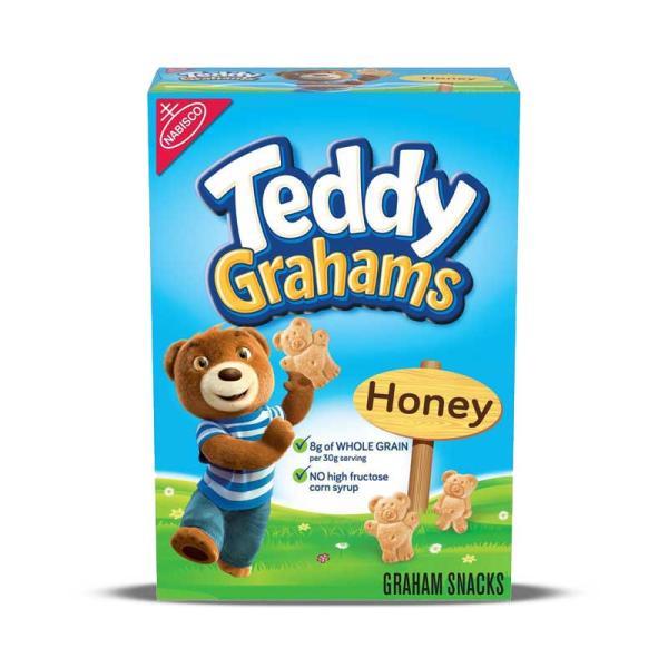 Nabisco Teddy Grahams Honey Pack 10 OZ