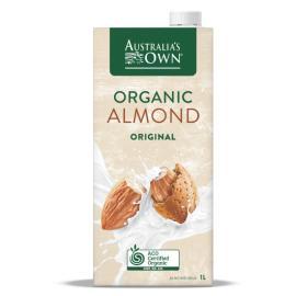 Organic Almond Milk - Original 1L