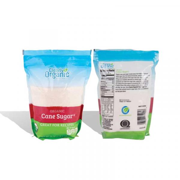 Clearly Organic Cane Sugar Bag 24OZ