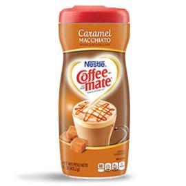 Coffeemate Caramel Macchiato PlsCnt 15OZ