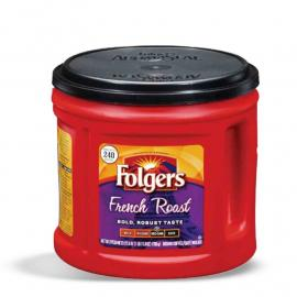 Folgers Coffee French Roast PlsCnt 10.3OZ