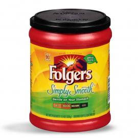 Folgers Coffee Simply Smooth Regular PlsCnt 11.5OZ