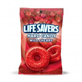 LifeSavers Wild Cherry Peg Bag 6.25OZ