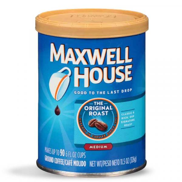 Maxwell House Coffee Medium Original Crtn 11.5OZ